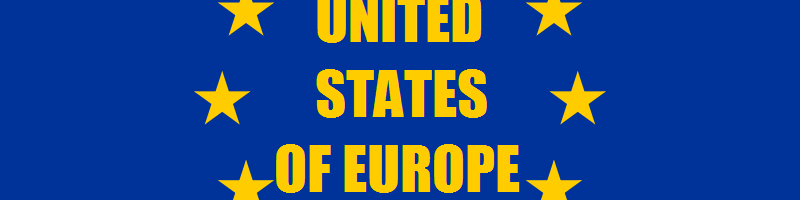 EU as a new United States of Europe?