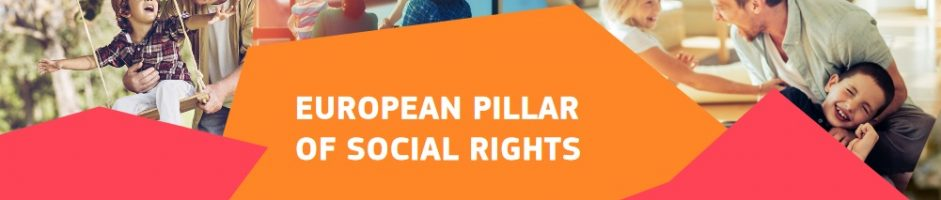 European Union, don't go away: the Social Pillar Prescription