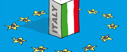 Italian election's challenge to the European Union