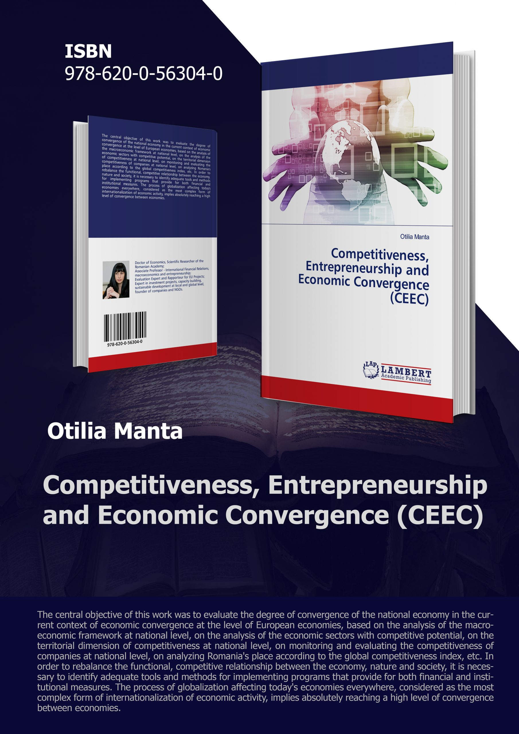 New Book from Otilia Manta